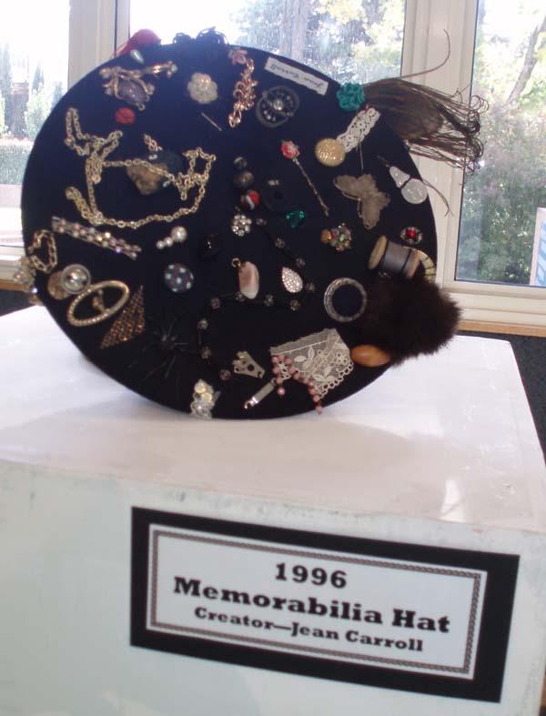 1996 - Memorabilia Hat