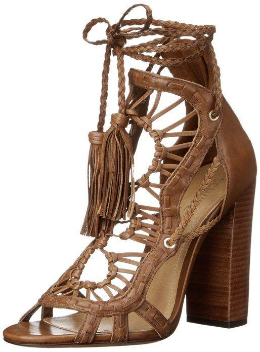 Schutz Women's Dubai Gladiator Sandal, Glove, 6 M US http://homeshopkart