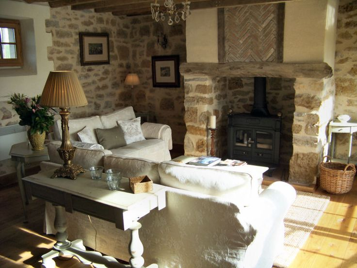 shabby charme country interiorcool wallscottage interiorsstone