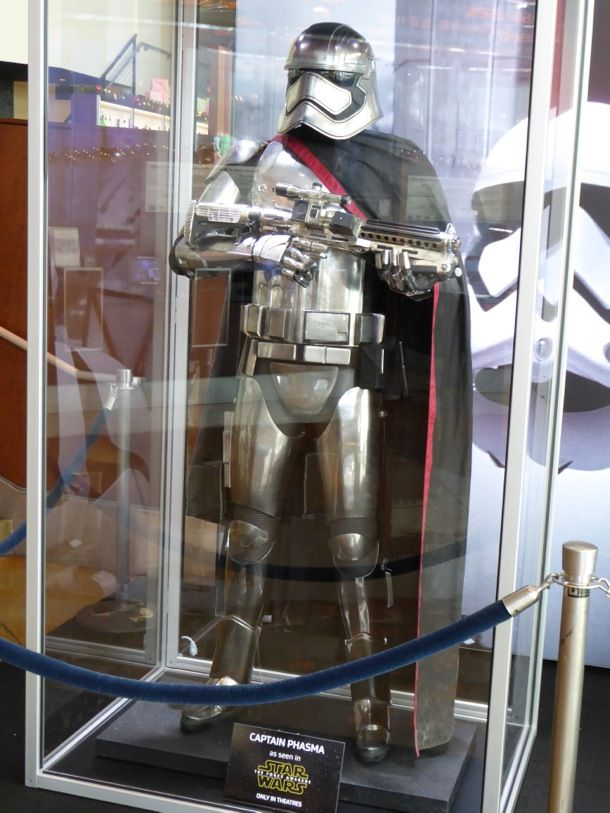 Star Wars: The Force Awakens Captain Phasma costume
