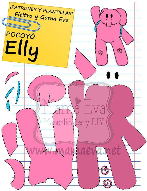 17 mejores ideas sobre Pocoyo en Pinterest | Decoraciones de ...