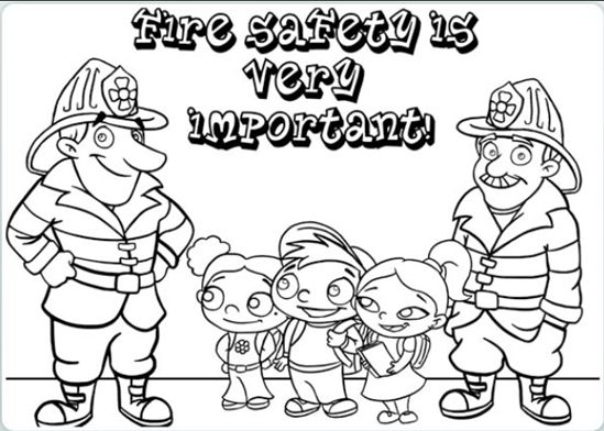 construction safety coloring pages-#11
