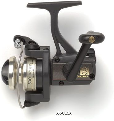 Shimano AX FB Spinning Reels    With Varispeed™ and Dyna-Balance®, you can count on the AX reel for long casts and smooth retrieves.