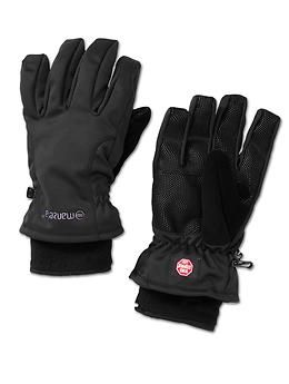 Adventure 100 Glove - The warmest glove from the Manzella® line has PrimaLoft® insulation in a windproof, waterproof design for winter training and other outdoor sports.