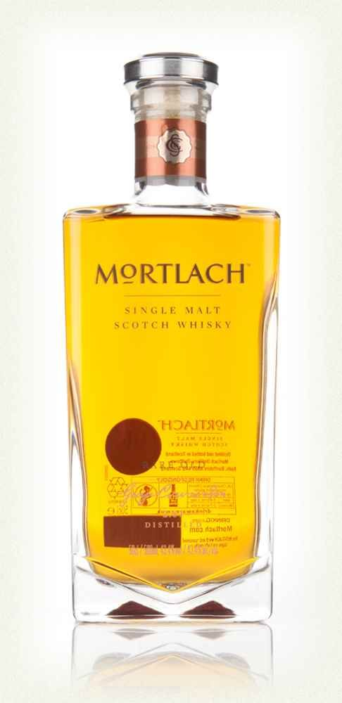 Mortlach Rare Old (rather nice - quite sweet and fruity, but lots going on)