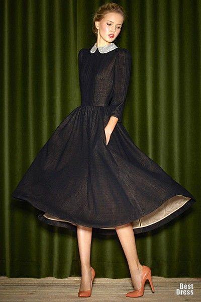 ! this dress.