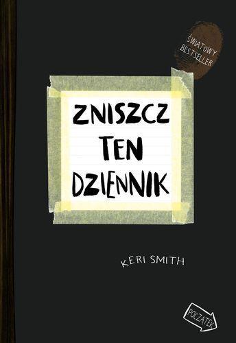 """Super sprawaaaa! <3 Książka """"Zniszcz Ten Dziennik"""" jest jednym z bestsellerów w Empiku. To kreatywna destrukcja, można zrobić z nim wszystko! Nawet wylać kawę czy pójść z nim pod prysznic! Must have jesieni!! <3  #ZniszczTenDziennik #ksiazki #empik #kreatywnadestrukcja #musthave"""