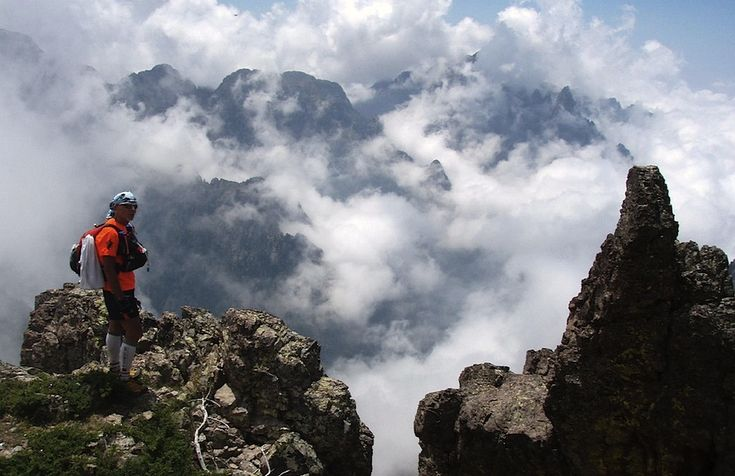 GR20, Corsica, France - The GR20 is a trail that goes north-south across the island of Corsica. It's about 112 miles long and takes the average trekker 15 days to complete. Photo: akunamatata