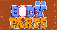 A superb lesson and exercise to teach preschoolers about different parts of a human body.