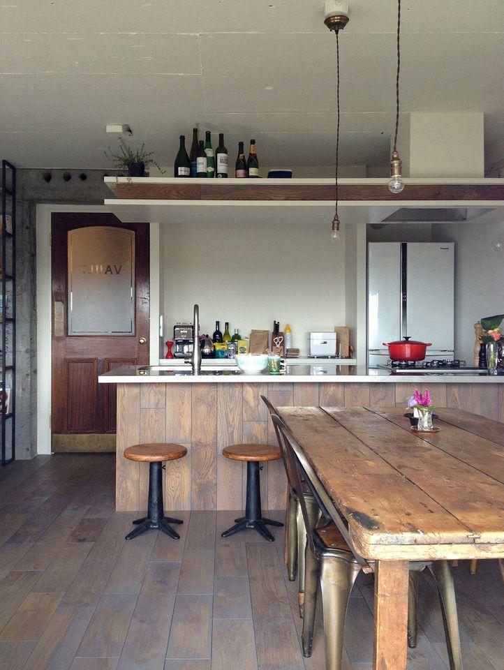 house k/i | マンションリノベーション事例 | RYO ASO DESIGN OFFICE | HOUSY