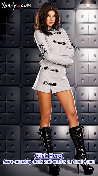 Sexy Straight Jacket Costume | Sexy, Jackets and Amazons