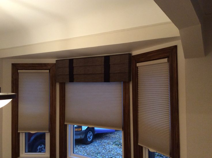 cordless cellular shades and hobbled wties board mounted valance