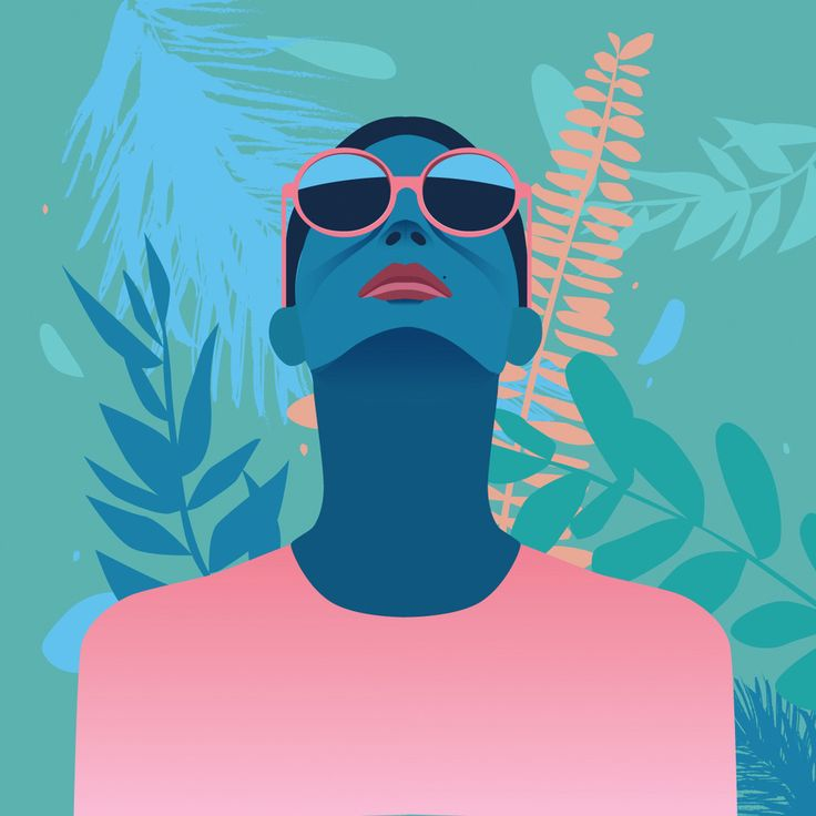 Lovely illustrations by Irina Kruglova, a freelance artist and designer based in Chicago.  More illustrations Visit her website