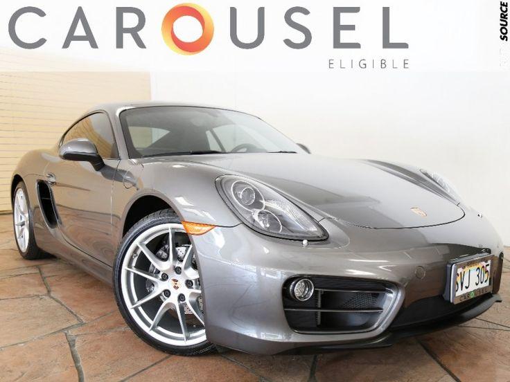 2014 Porsche Cayman 6spd $44995 http://www.autosourcehawaii.com/inventory/view/9993870