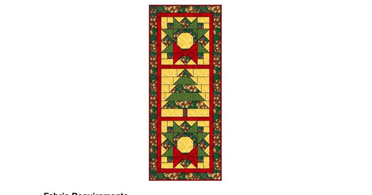Christmas Wall Quilt.pdf - Christmas block exchange