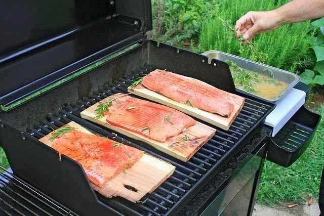 El salmón es un pescado que ofrece múltiples posibilidades en la cocina. Como otros pescados azules, tiene un importante contenido en grasa que lo hace ide