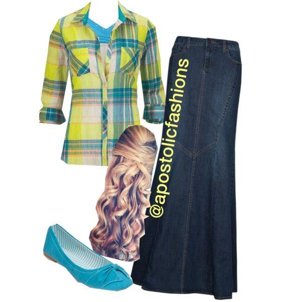 Apostolic Fashions #673 by apostolicfashions on Polyvore featuring polyvore fashion style BKE MANGO VERONA