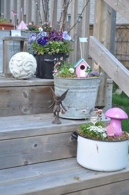10 Different and Great Garden project Anyone Can Make 8