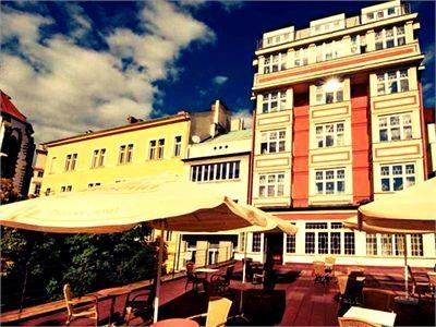 hotel Juliš Václavské náměstí 22 Praha 1