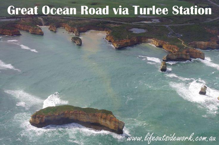 Great Ocean Road via Turlee Station – life outside work
