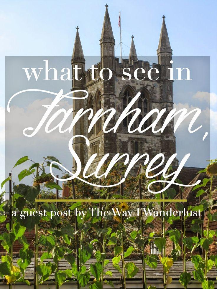 24 Best Images About Farnham On Pinterest Duke Parks And Farnham Town