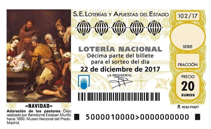 Venta el décimo de Lotería de Navidad del CEIP María Montessori...