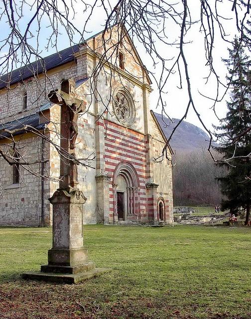 Hungary Bélapátfalva Cistercian Abbey/ Built at1200s-1500