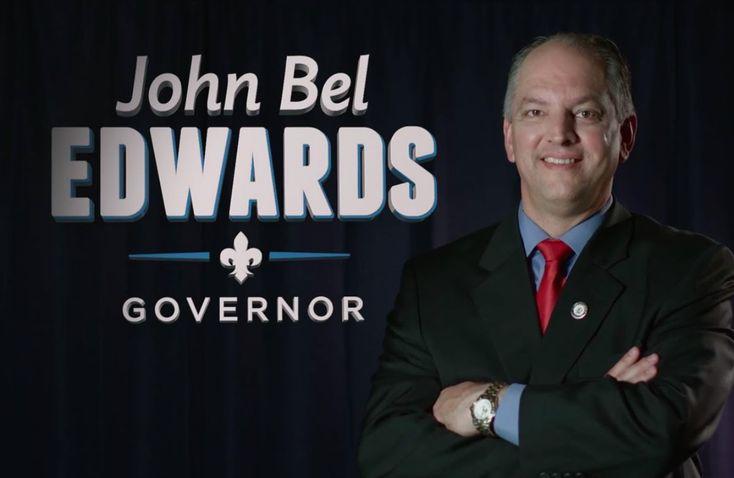 John Bel Edwards for Governor - Chain Reaction