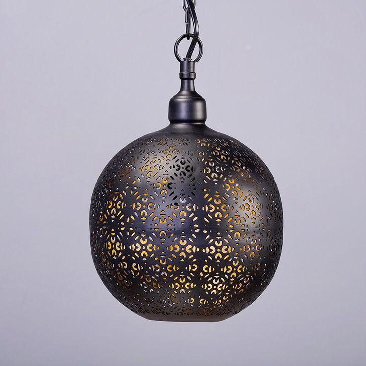 Orientalna lampa wisząca MAŁA