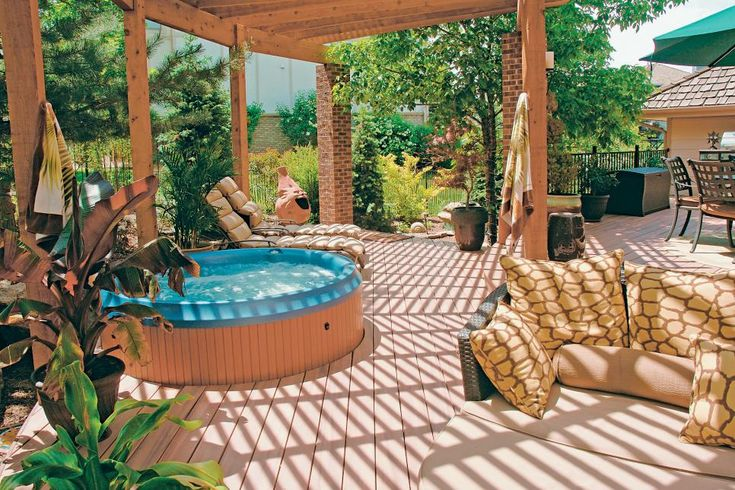 36 Backyard Pergola and Gazebo Design Ideas