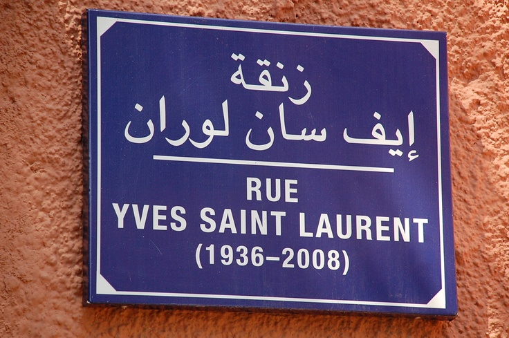 9 best images about yves saint laurent marrakech on for Jardin yves saint laurent maroc