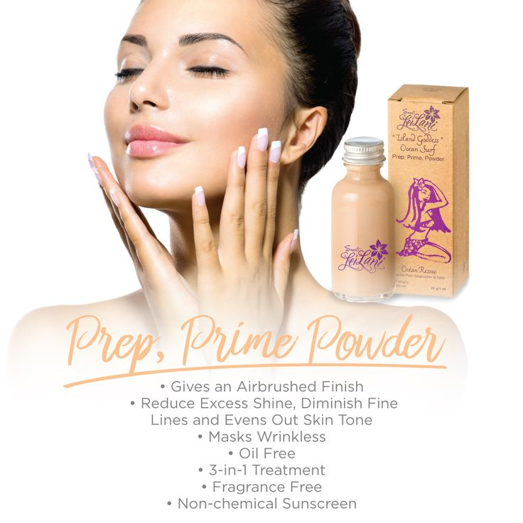 Prep, prime powder foundation from Sweet Leilani Cosmetics is excellent for problem skin and normal to oily skin. Infused with beneficial ingredients such as rosehips, green tea and grape seed. Click to read more!