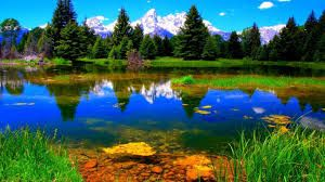 Beautiful Nature Wallpapers, beautiful wallpapers, wallpaper images, beautiful images of nature Image Nature, All Nature, Nature Images, Nature Pictures, Lake Pictures, Nature Water, Human Nature, Amazing Nature, Green Mountain