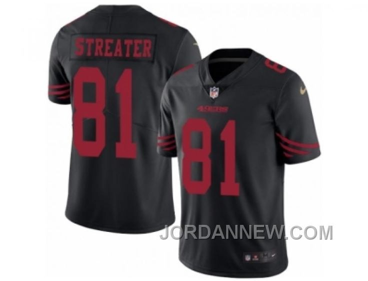 http://www.jordannew.com/mens-nike-san-francisco-49ers-81-rod-streater-limited-black-rush-nfl-jersey-for-sale.html MEN'S NIKE SAN FRANCISCO 49ERS #81 ROD STREATER LIMITED BLACK RUSH NFL JERSEY CHRISTMAS DEALS Only 21.11€ , Free Shipping!