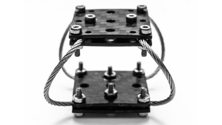 Wire Rope Vibration Isolator Testing - RCTESTFLIGHT -