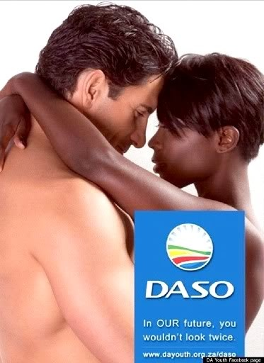 Student Wing, Democratic Alliance Party, South Africa, 2012