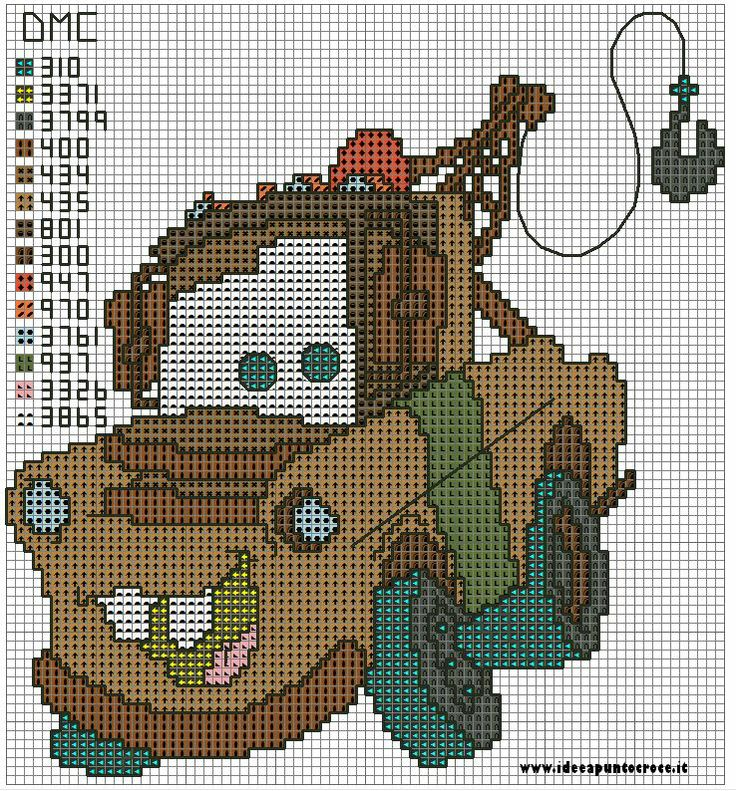 Ponto Cruz. / Cross Stitch.