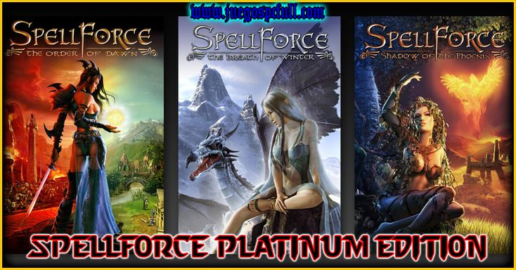 Descargar SpellForce Platinum Edition | Full | Español | Mega | Torrent | Iso | Elamigos | JuegosPcFull | Descargar Juegos para pc | SpellForce Platinum Edition contiene: SpellForce: The Order of Dawn, SpellForce: Shadow of the Phoenix y SpellForce: Breath of Winter. El género es rol y aventura...