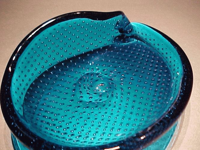 Gunnel Nyman attributed Control Bubble Ashtray