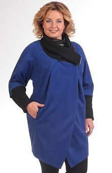Женские пальто больших размеров: купить пальто из Белоруссии в интернет-магазине «L'Marka» [Страница 2]
