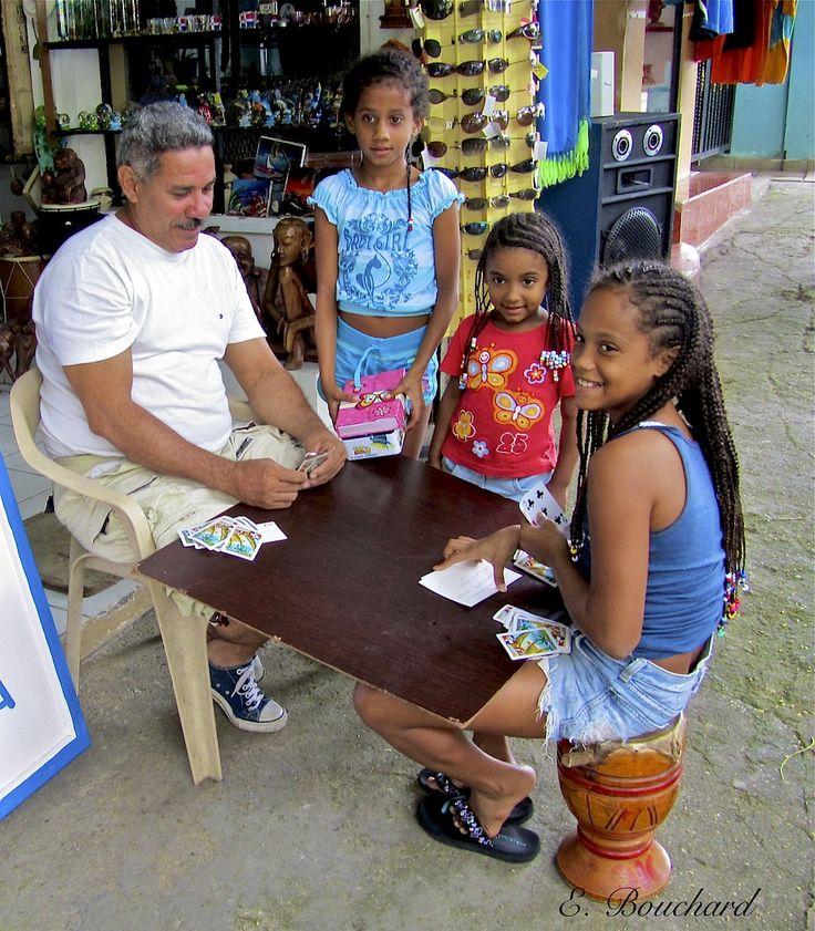 Une Partie de cartes - Sosua, Puerto Plata - Dominican Republic …