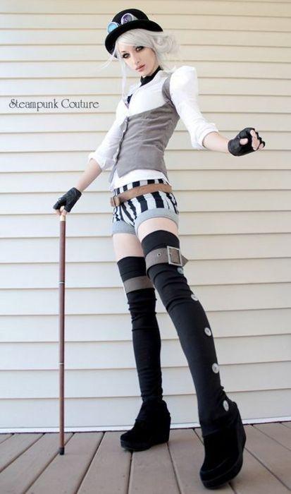 Steampunk Couture                                                                                                                                                      Más