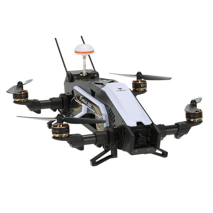 Walkera Furious 320 CC3D Version FPV RC #quadcopter Racing Drones with OSD 800TVL Camera