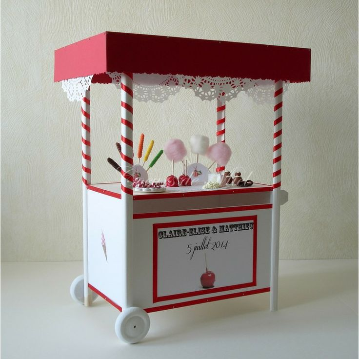 ilan urne mariage chariot glace grand mod le sur commande d lai 2 semaines mariage. Black Bedroom Furniture Sets. Home Design Ideas