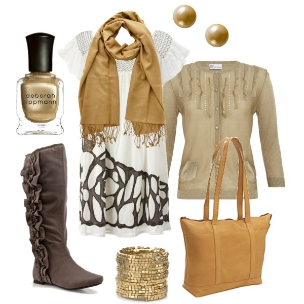 camel & brown: Fashion, Warm Color, Fabulously Combos, Outfit, Styles, Camels Brown, Nature Color, Boots, Clothing Idea