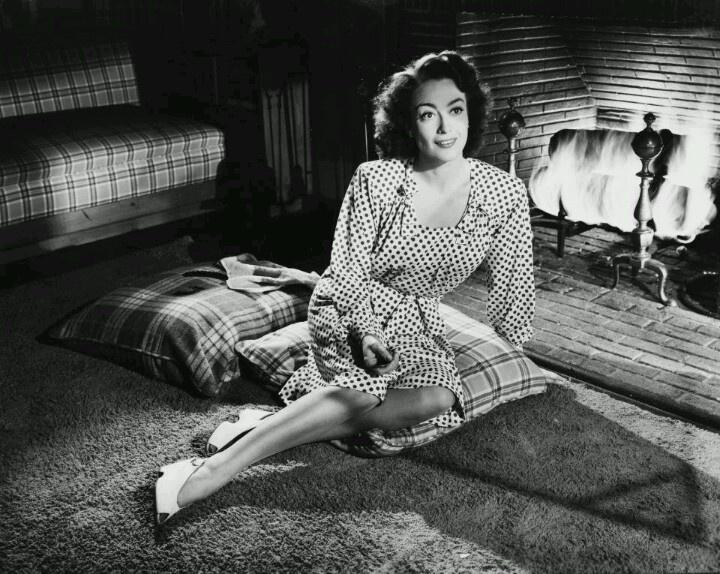 Joan Crawford - Mildred Pierce