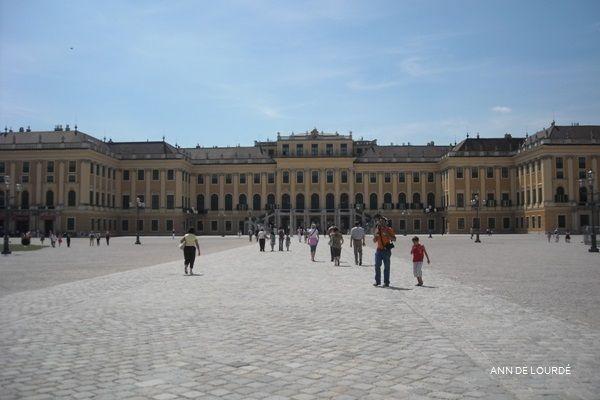 Schloss Schönbrunn, Summer 2009, Schönbrunn, Wien, Österreich.