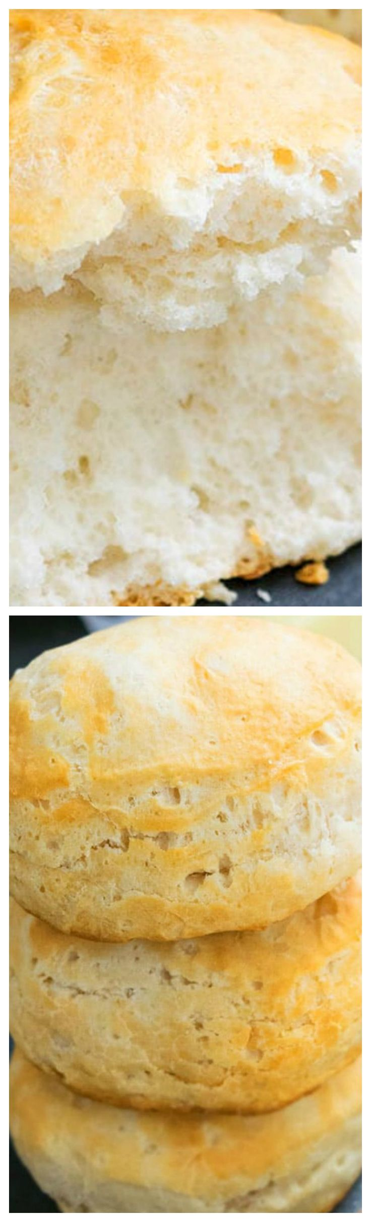 Quick and Easy Buttermilk Biscuits ~ Light and fluffy and soft and flaky.... Made from scratch and ready in 30 minutes.