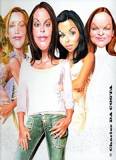 Desperate Housewives  FOLLOW THIS BOARD FOR GREAT CARICATURES OR ANY OF OUR OTHER CARICATURE BOARDS. WE HAVE A FEW SEPERATED BY THINGS LIKE ACTORS, MUSICIANS, POLITICS. SPORTS AND MORE...CHECK 'EM OUT!! Anthony Contorno Sr