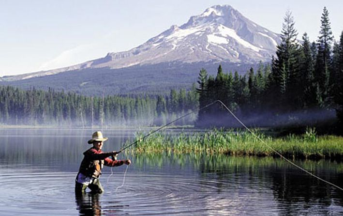 9 best villages of mt hood recreation images on pinterest for Eastern fly fishing magazine